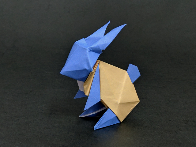 How to Make a Paper Crane - Easy Origami for beginners using ... | 480x640