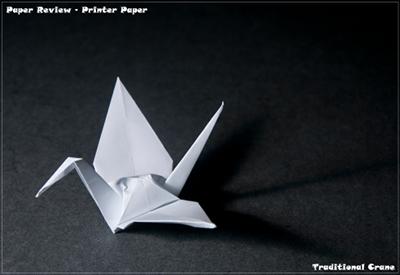 Printer Paper Review Happy Folding