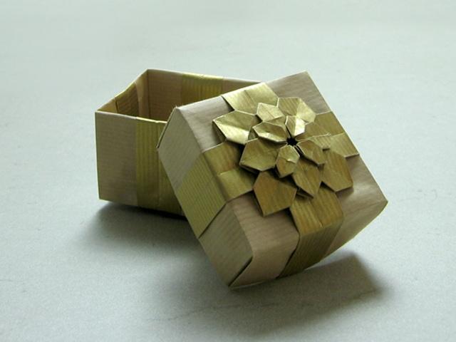 Easy Origami Bow Tie Tutorial | 480x640