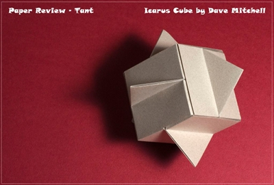 Icarus Cube by Dave Mitchell
