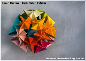 Tant color palette, Reverse PowerPuff