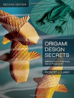 Origami Design Secrets 2nd Edition by Robert Lang