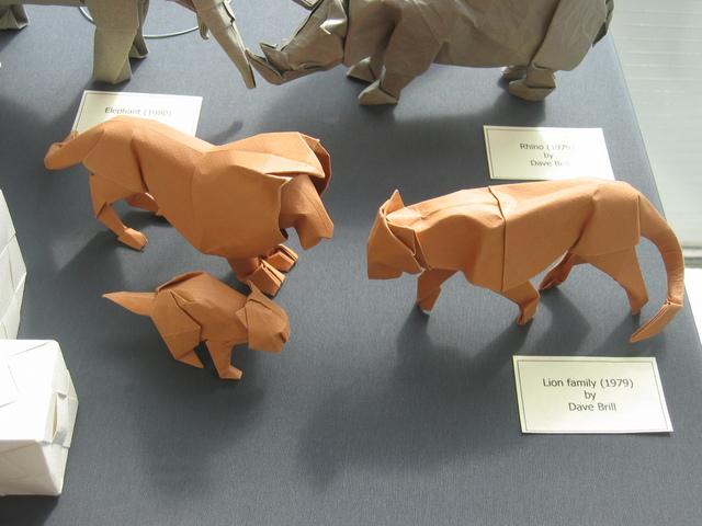 Lion Family (David Brill)