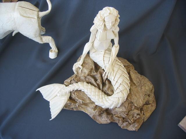 origami mermaid 28 images uber origami mermaid pink