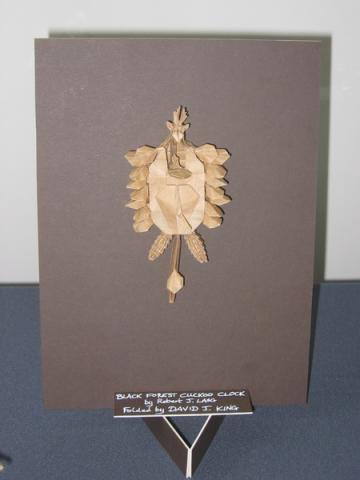 Black Forest Cuckoo Clock Robert Lang Tiny Fold