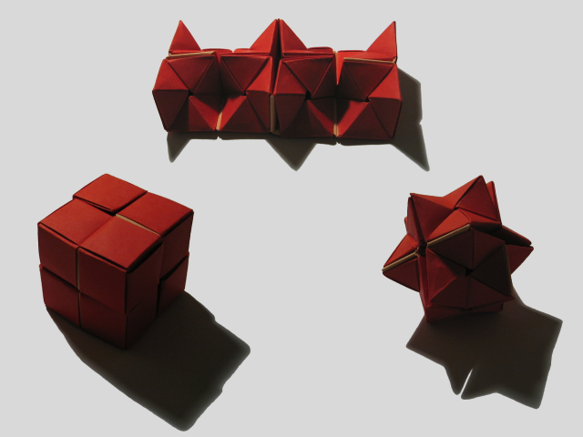 Double Star Flexicube