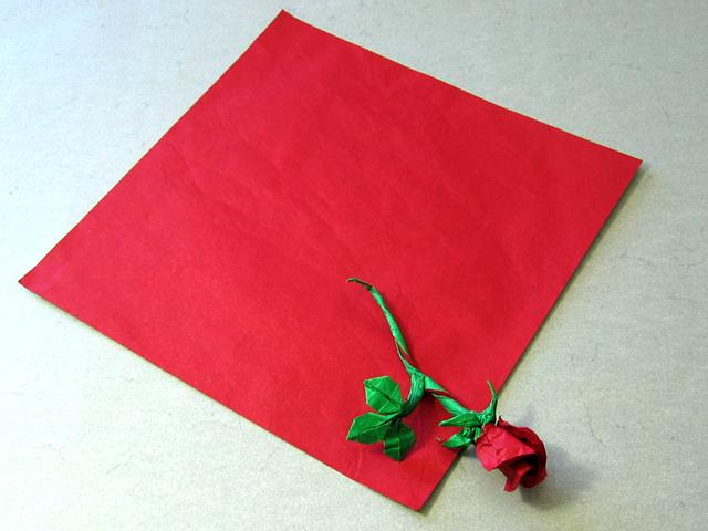 Origami Very Simple Rabbit (easy - single sheet) - YouTube | 480x640