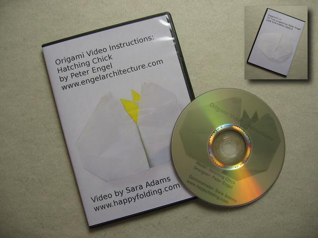 DVD: Hatching Chick (Peter Engel)