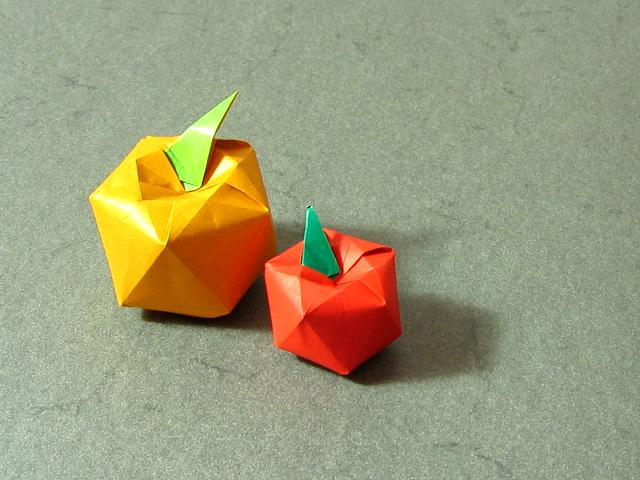 Объемные поделки из бумаги своими руками оригами