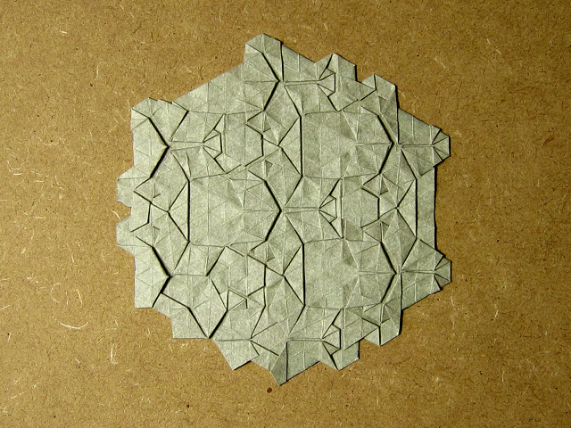 Rhombic Flowers (Eric Gjerde)
