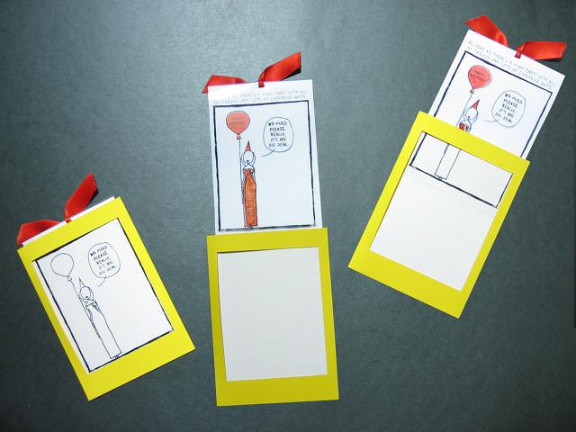 Magic Card Happy Folding