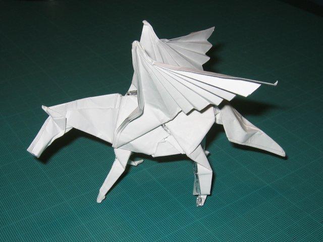 Pegasus Satoshi Kamiya Happy Folding