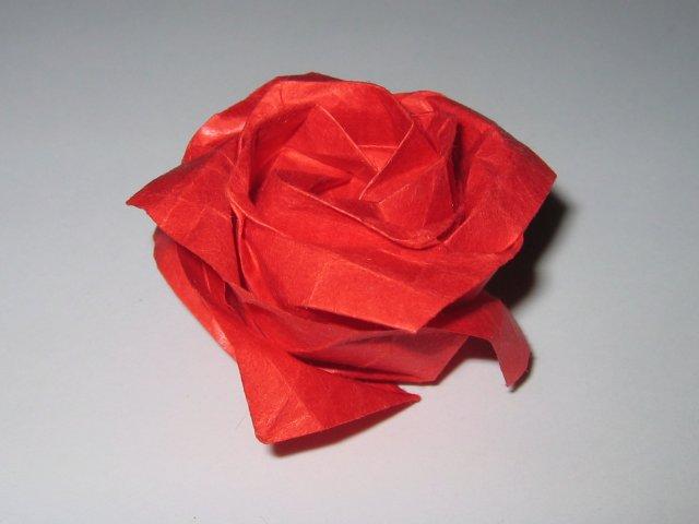 How to make a new Kawasaki rose (Angled Kawasaki Rose): page 1 | 480x640