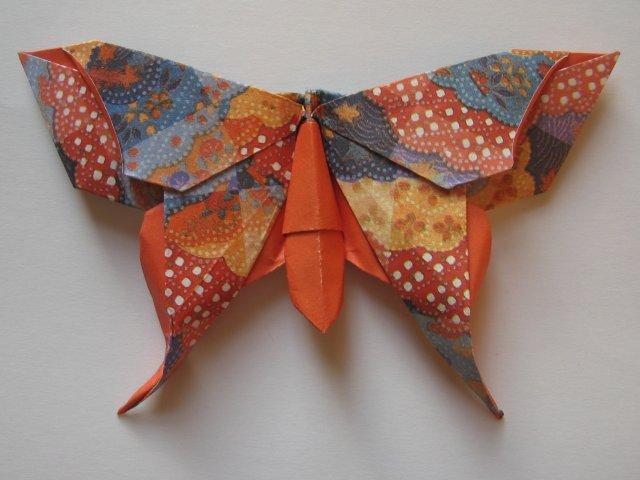 pillangó, origami