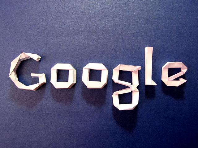 Google Doodle (Robert J. Lang)