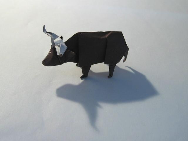 Ox (John Montroll)