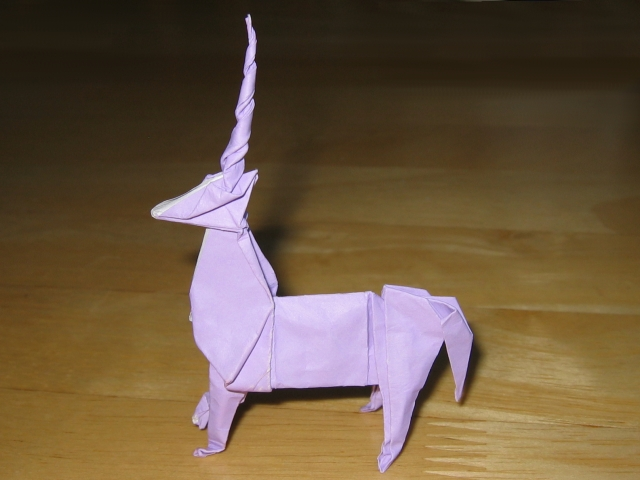 Unicorn (John Montroll)