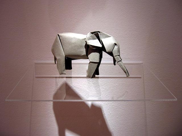 Origami Galerie: Elephant (Dave Brill)