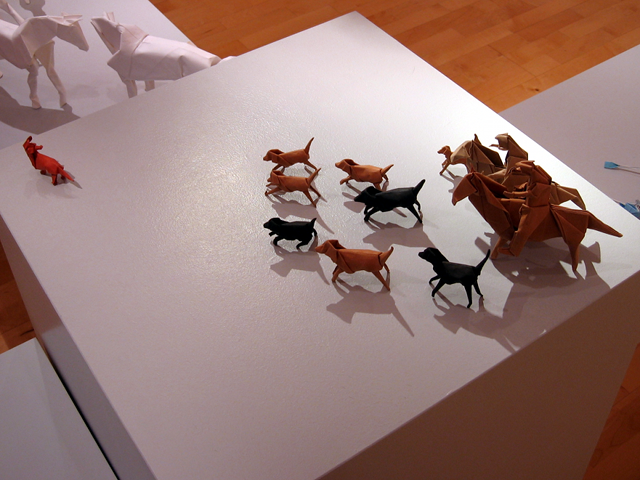 Origami Galerie: Fox Hunt (Dave Brill)