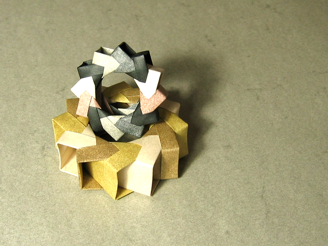 Mette's Ring (Mette Pederson): Paolo Bascetta's Variation