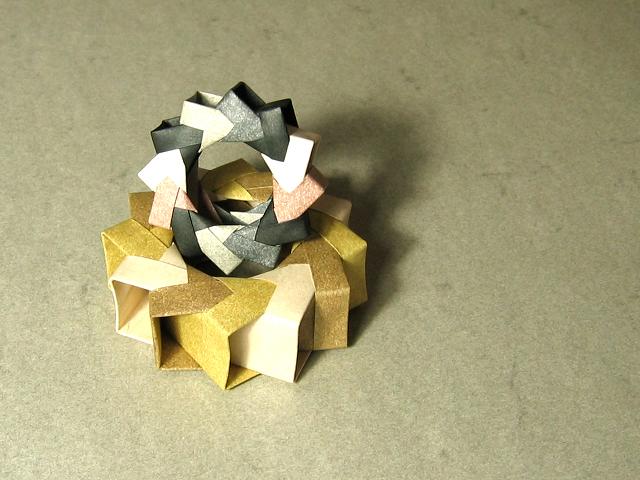 Mette's Ring (Mette Pederson): Paolo Bascetta's Variation