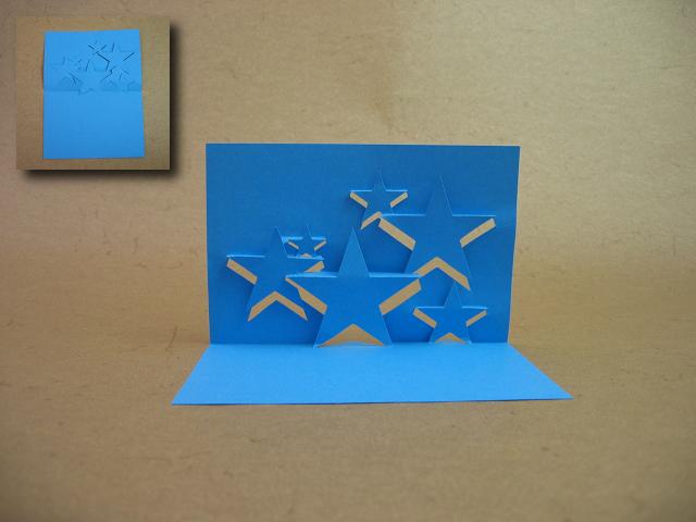 Kirigami Firmament (Ramin Razani)