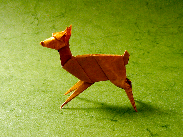 And A Animals Pig How Origami Ideas To Make A Paper Anima C DDD C   480x640
