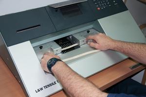Making Of Printer Paper Happy Folding