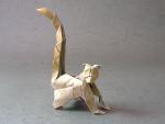 Ring Tailed Lemur (Román Díaz): Tissue Foil