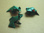 Little Frog, Little Toad, and Bullfrog (Román Díaz)