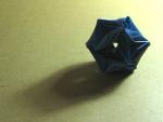 Waves: Icosahedron (Meenakshi Mukerji)