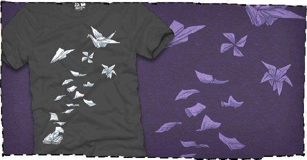 T-shirt Fly Away
